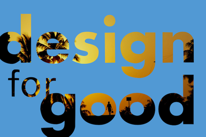 Design for Good logo people planet profit
