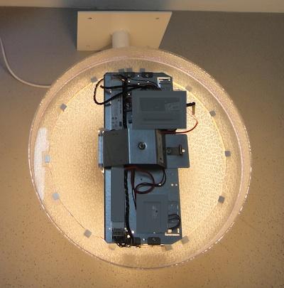 Zenzr public lighting management module