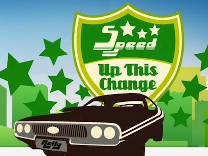 Electric Rally Logo