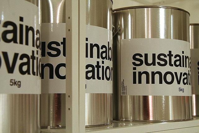 Tomorrow's needs : Sustainable Innovation
